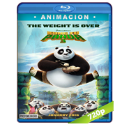 Kung Fu Panda 3 (2016) BRRip 720p Audio Dual