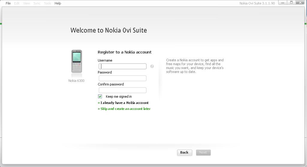 Nokia software updater download.