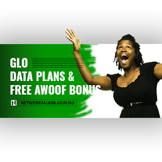 glo data plans codes and bonus