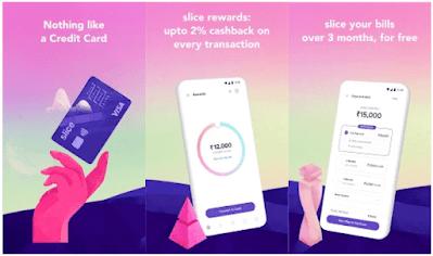 Slice Invite Code - Free Visa Card + ₹500 Refer and Earn