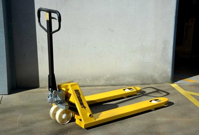 benefits electric pallet jack liftsmart