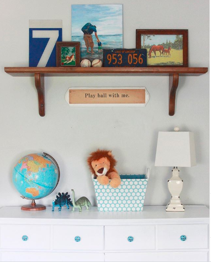 wall decor ideas for boys room