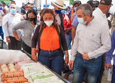 INESPRE llama a la población a comprar comida barata en sus programas institucionales