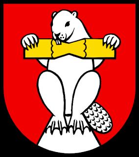 Seigneur Castor de sinople  Biberstein_Argovie