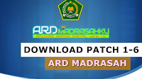 Download Patch Aplikasi Rapor Digital (ARD) Madrasah 1-6