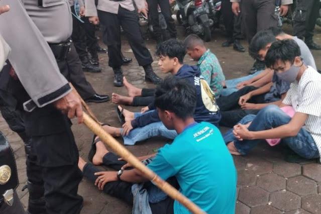 KPAI Kecam Ancaman Polisi Tak Beri SKCK Kepada Demonstran Pelajar