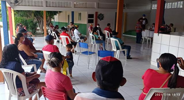 Parceria entre Prefeitura e Estado disponibiliza linha de crédito para agricultura familiar em Caraúbas