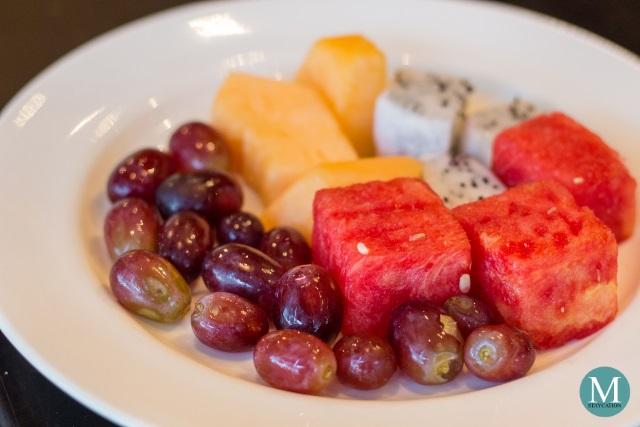 fruits Breakfast Buffet at New World Makati Hotel
