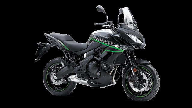 Warna, Fitur, dan Spesifikasi Kawasaki Versys 650