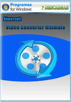 Descargar Aimersoft Video Converter 32 y 64 bits full español mega y google drive /