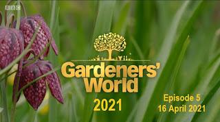 Gardeners' World 2021 Episode 5 16 April 2021