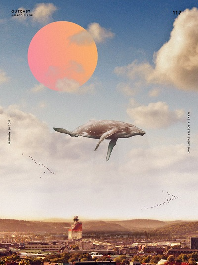 "Magdiel Lopez, ""Outcast"" 