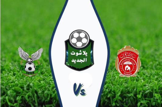 نتيجة مباراة المحرق ونادي قسنطينة بتاريخ 17-09-2019 البطولة العربية للأندية