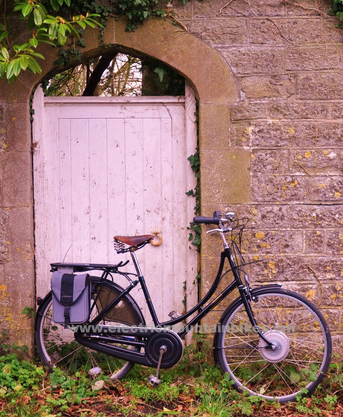 Pashley Electric Bike