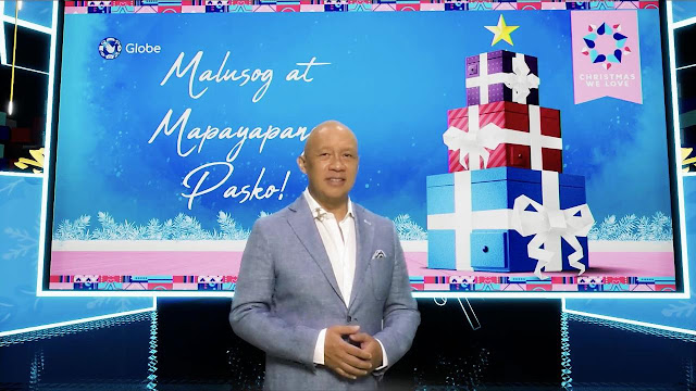 Globe WWG Gizmo Manila Ernest Cu
