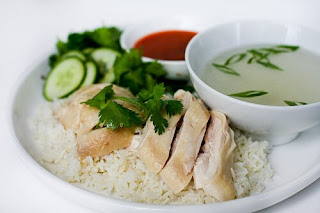 Resep Masakan Hainanese Chicken Rice