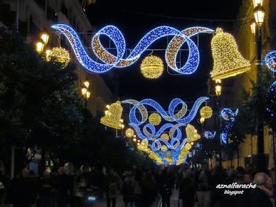 Sevilla - Navidad 2019 - Avda. de la Constitución 01