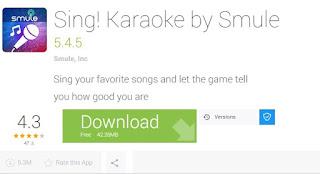 Smule Karaoke Indonesia