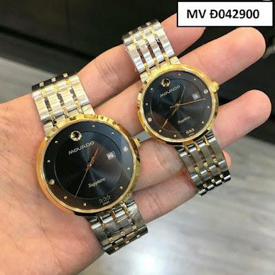 Đồng hồ cặp đôi MV Đ042900