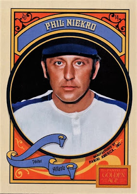 2014 Panini Golden Age Phil Niekro