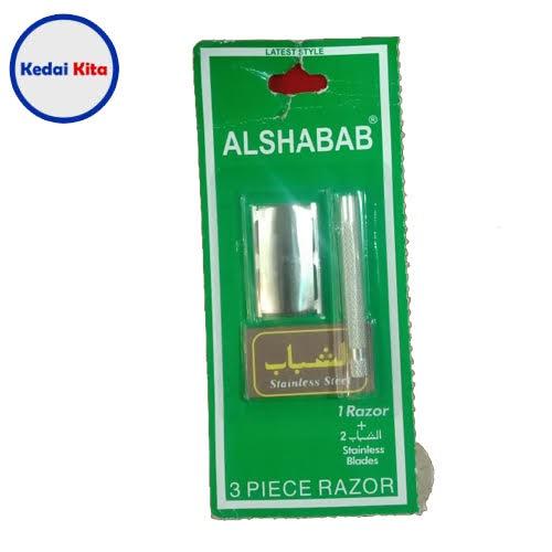 Alat Cukur Al Shabab