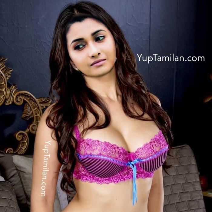 Priya Bhavani Shankar Sexy in Bikini-Stuns in Lingerie wearing Bra Pics