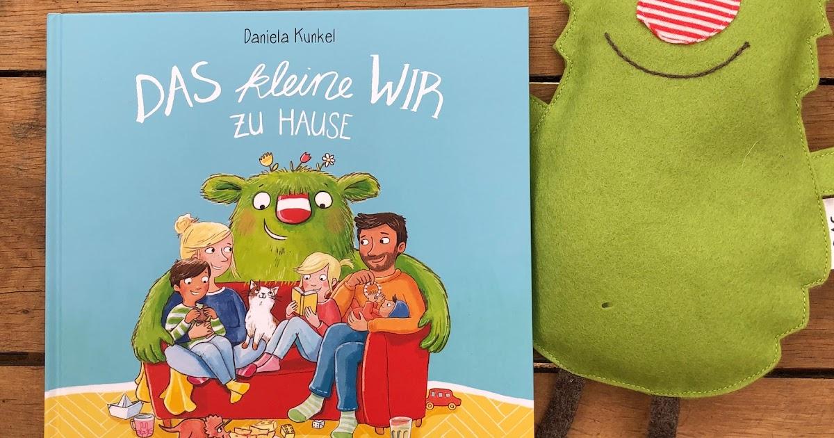 Kinderbuchblog Familienbücherei Das kleine Wir zu Hause