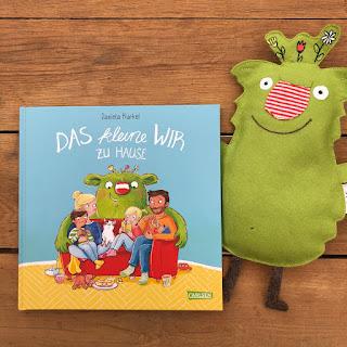 """""""Das kleine Wir zu Hause"""" von Daniela Kunkel, Carlsen Verlag"""