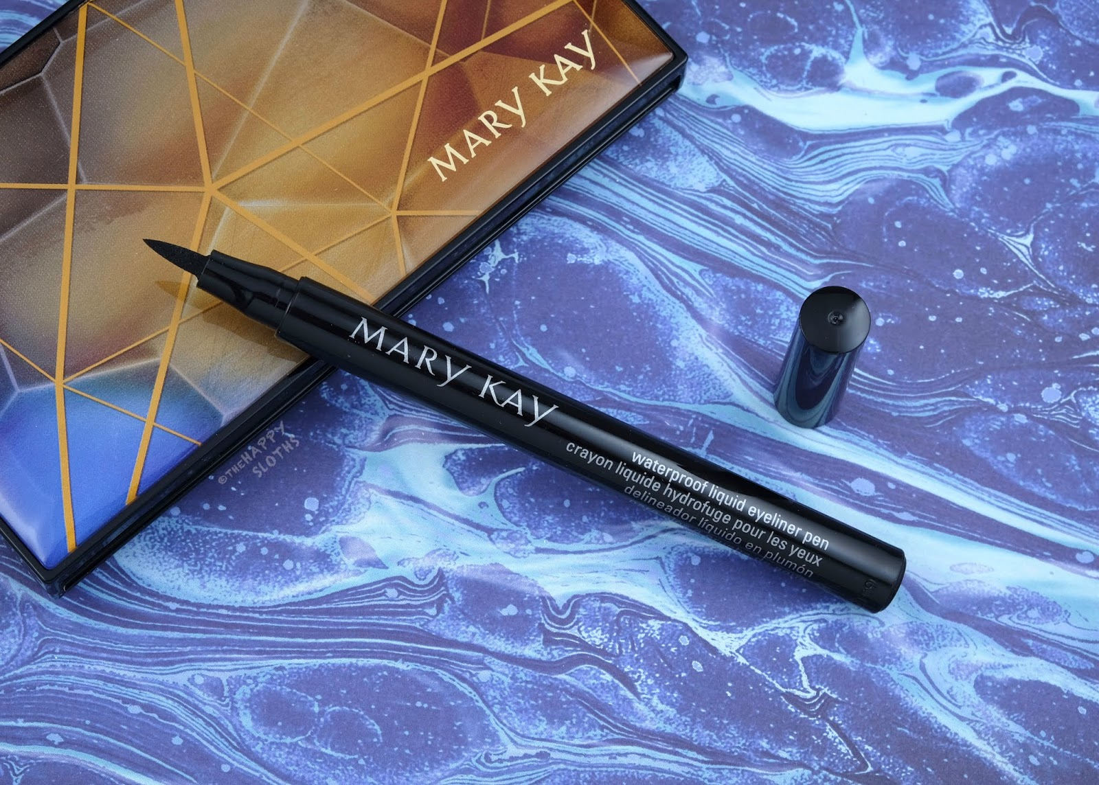 Mary Kay | Spring 2020 Waterproof Liquid Eyeliner: Review and Swatches