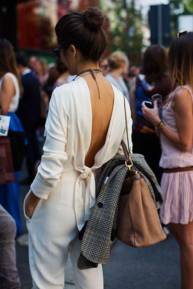 how to wear jumpsuit spring trend