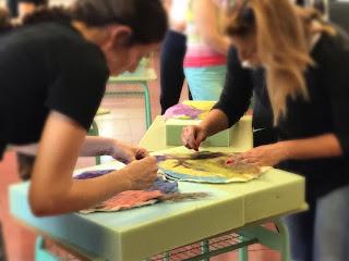 Microcurso Didáctica Waldorf Tenerife 2020 lana homologado y acreditado