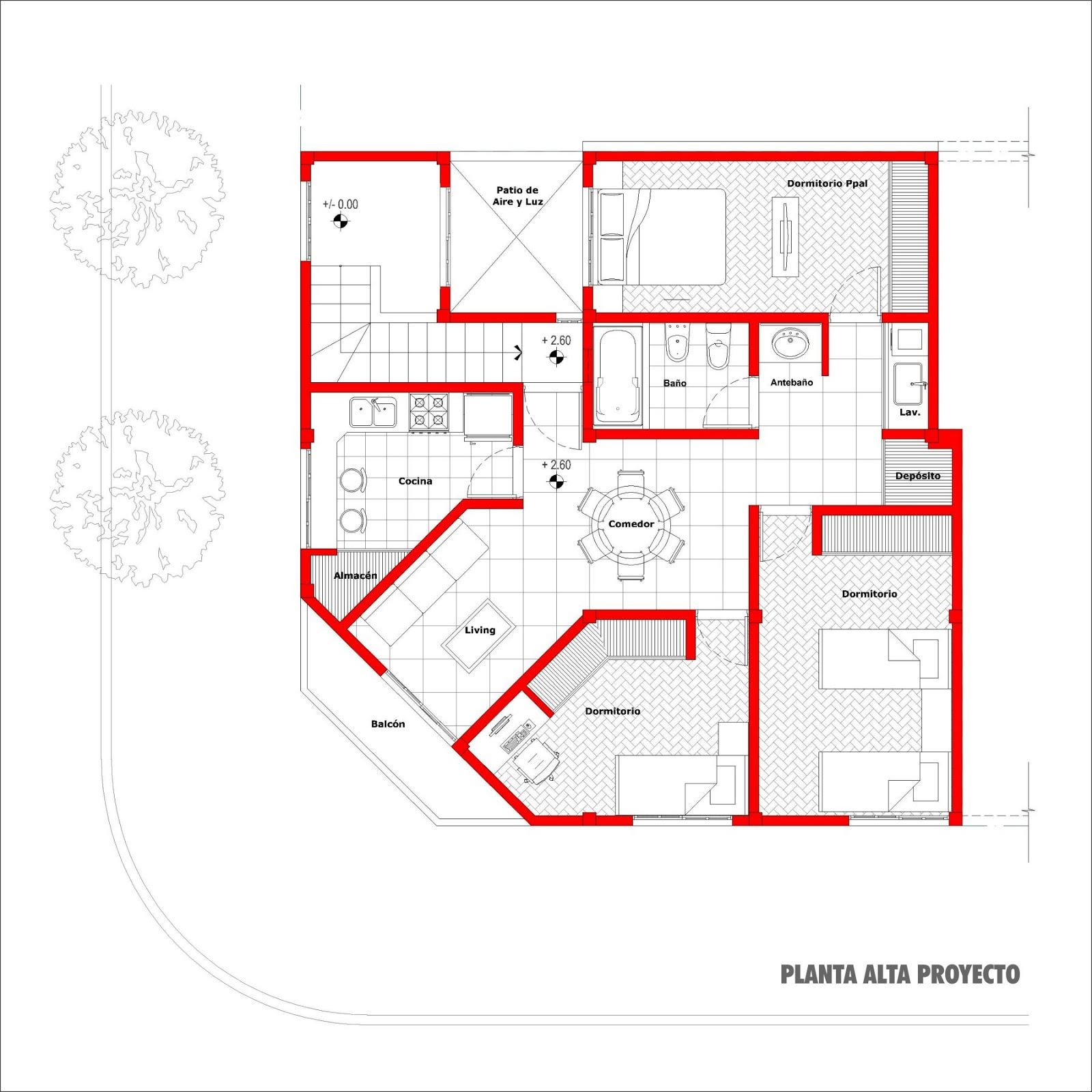 iu Arquitectura y Diseo Casa Puca  Ampliacin