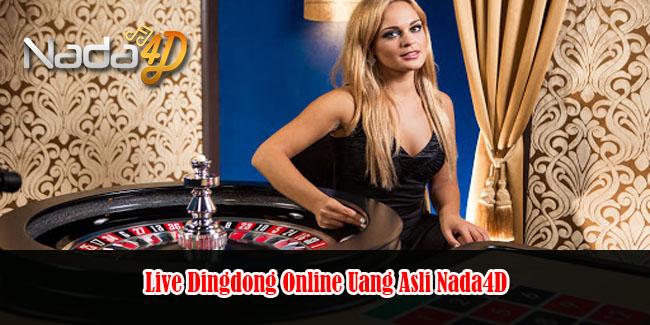 Live Dingdong Online Uang Asli Nada4D