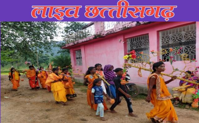 चौथे सोमवार को महिला कांवड़ियों का जत्था पहुंचा भाढीगढ़ शिव मंदिर।bhatigarh shiv mandir mahadev ghat chhattisgarh
