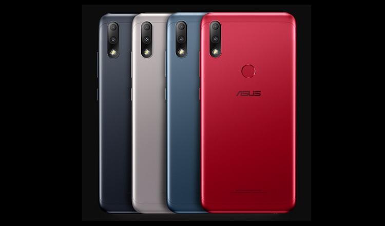 ASUS Launches ZenFone Max Shot, Max Plus M2