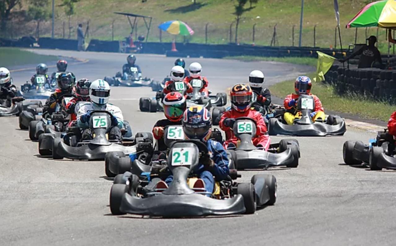 Go Kart at Shah Alam Stadium