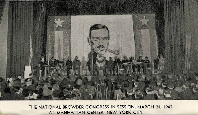 National Free Browder Congress, 28 March 1942