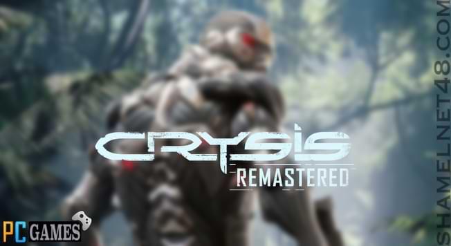 تحميل لعبة Crysis Remastered لأجهزة الويندوز