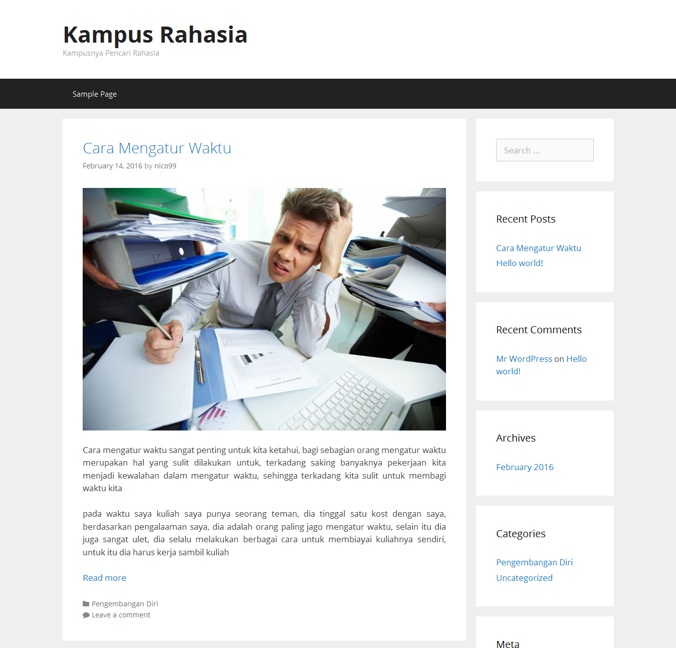 membuat, blog, website, wordpress, tutorial, cara, belajar, artikel, postingan