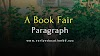 Short Paragraph on A Book Fair Updated in 2021 | EEB