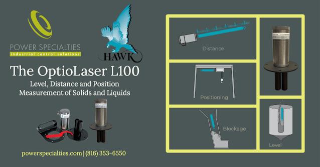 The OptioLaser L100