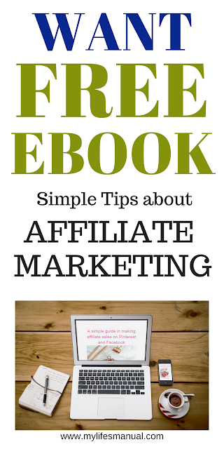 Affiliate marketing for beginners on Pinterest and Facebook. How to make affiliate sales.