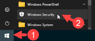 menonaktifkan windows defender