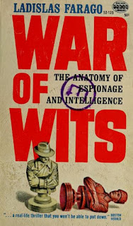 cover - War of Wits (1954 Ladislas Farago