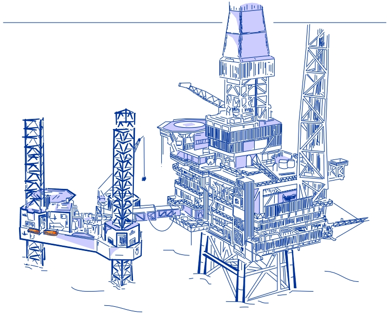 offshore engineering study: offshore engineering and some history of