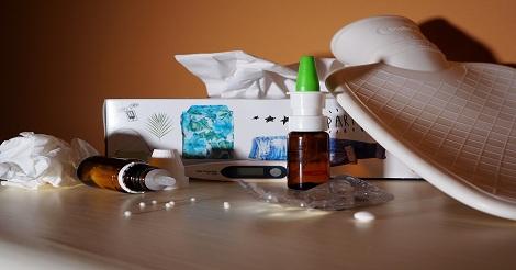 Perbedaan Gejala Flu dan Difteri