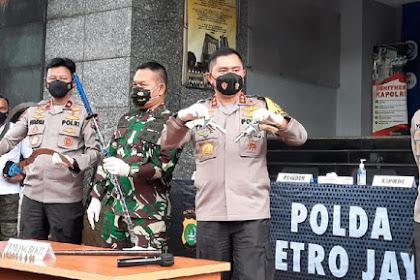 6 Pengikut HRS Tew*s Ditemb*k di Tol, Begini Penjelasan Polisi