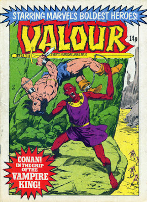 Valour #10, Conan the Barbarian