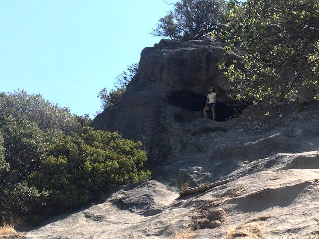 Rockville Hills Regional Park Cave