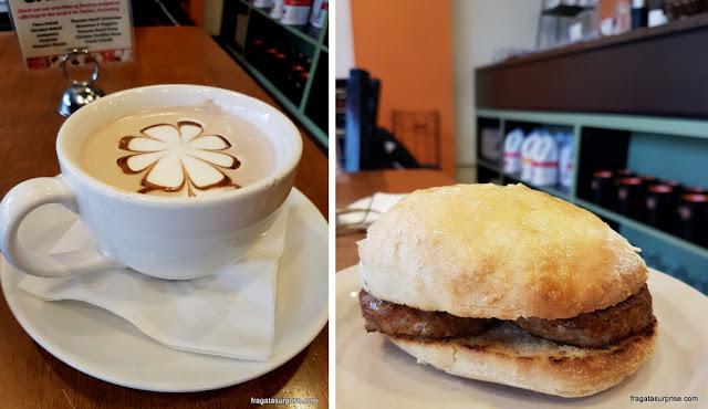 Bluff City Coffe & Bakery, Memphis
